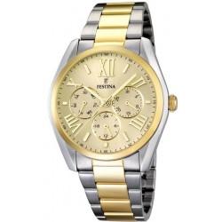 Reloj Hombre Festina Elegance F16751/2 Multifunción Quartz