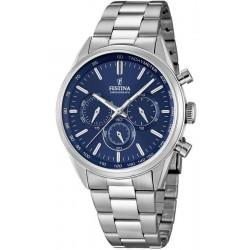 Reloj Hombre Festina Chronograph F16820/2 Quartz
