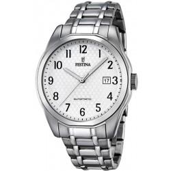 Reloj Hombre Festina Retro F16884/1 Automático