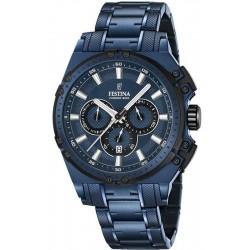 Comprar Reloj Hombre Festina Chrono Bike F16973/1 Cronógrafo Quartz