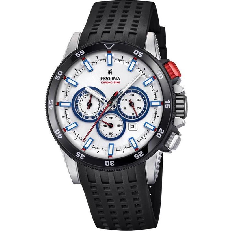 56fa52ebcf64 Reloj Hombre Festina Chrono Bike F20353 1 Cronógrafo Quartz ...