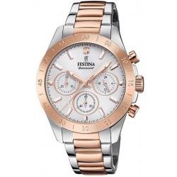 Comprar Reloj Mujer Festina Boyfriend F20398/1 Cronógrafo Quartz