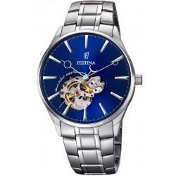 Comprar Reloj Hombre Festina Automatic F6847/3
