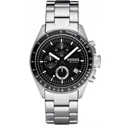 Reloj Fossil Hombre Decker CH2600IE Cronógrafo Quartz