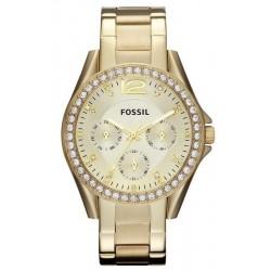 Reloj Fossil Mujer Riley ES3203 Multifunción Quartz