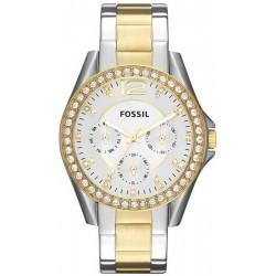 Comprar Reloj Fossil Mujer Riley ES3204 Multifunción Quartz