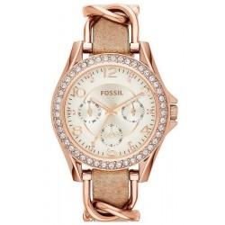 Comprar Reloj Fossil Mujer Riley ES3466 Multifunción Quartz