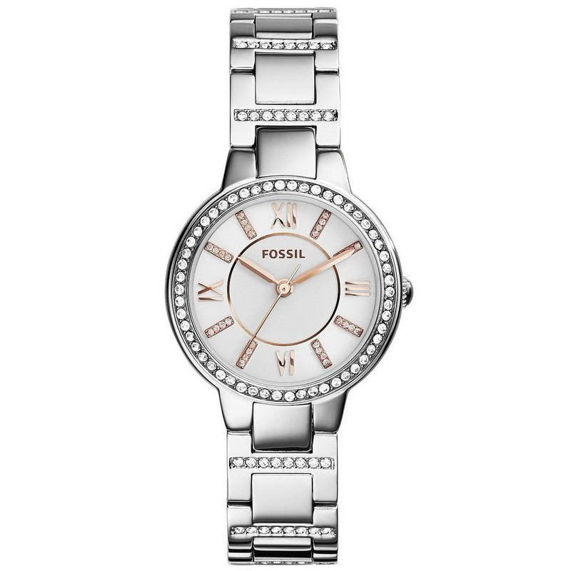 988c94624f8a Reloj Fossil Mujer Virginia ES3741 Quartz - Crivelli Shopping