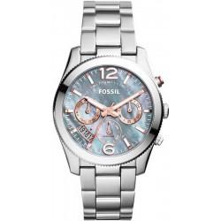 Reloj Fossil Mujer Perfect Boyfriend ES3880 Multifunción Quartz