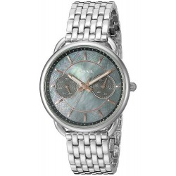Comprar Reloj Fossil Mujer Tailor ES3911 Madreperla Multifunción Quartz