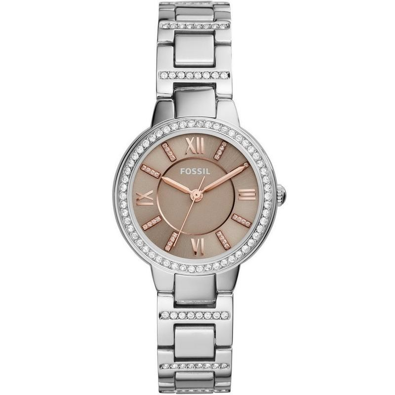 c430915138f4 Reloj Fossil Mujer Virginia ES4147 Quartz - Crivelli Shopping