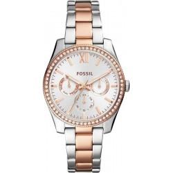 Reloj Fossil Mujer Scarlette ES4373 Multifunción Quartz