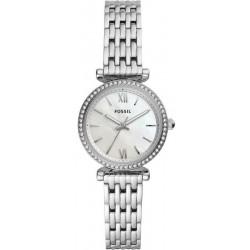 Comprar Reloj Fossil Mujer Carlie Mini ES4647 Madreperla Quartz