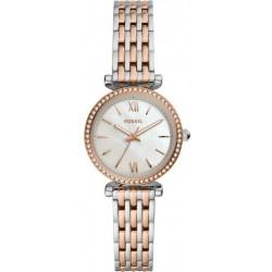 Comprar Reloj Fossil Mujer Carlie Mini ES4649 Madreperla Quartz