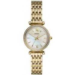 Comprar Reloj Fossil Mujer Carlie Mini ES4735 Madreperla Quartz