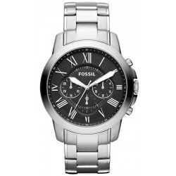 Reloj Fossil Hombre Grant FS4736IE Cronógrafo Quartz