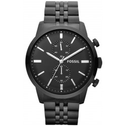 Reloj Fossil Hombre Townsman FS4787 Cronógrafo Quartz