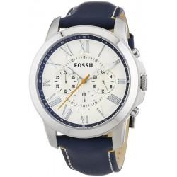 Reloj Fossil Hombre Grant FS4925 Cronógrafo Quartz