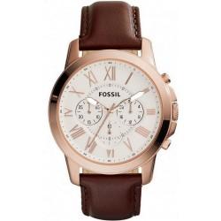 Comprar Reloj Fossil Hombre Grant FS4991 Cronógrafo Quartz