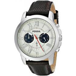 Reloj Fossil Hombre Grant FS5021 Cronógrafo Quartz