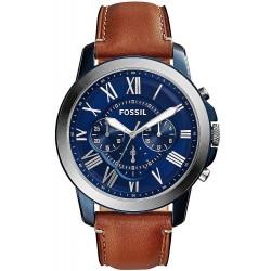 Reloj Fossil Hombre Grant FS5151 Cronógrafo Quartz