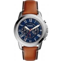 Reloj Fossil Hombre Grant FS5210 Cronógrafo Quartz