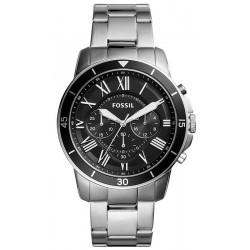 Reloj Fossil Hombre Grant Sport FS5236 Cronógrafo Quartz