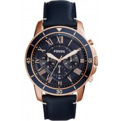 Comprar Reloj Fossil Hombre Grant Sport FS5237 Cronógrafo Quartz