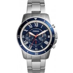 Comprar Reloj Fossil Hombre Grant Sport FS5238 Cronógrafo Quartz