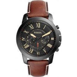 Reloj Fossil Hombre Grant FS5241 Cronógrafo Quartz
