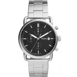Reloj Fossil Hombre Commuter FS5399 Cronógrafo Quartz