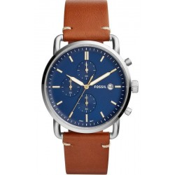 Comprar Reloj Fossil Hombre Commuter FS5401 Cronógrafo Quartz