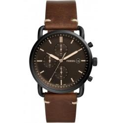 Comprar Reloj Fossil Hombre Commuter FS5403 Cronógrafo Quartz