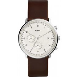 Reloj Fossil Hombre Chase Timer FS5488 Cronógrafo Quartz