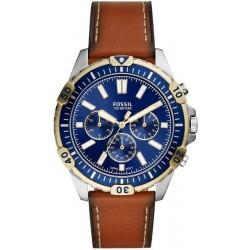 Reloj Fossil Hombre Garrett FS5625 Cronógrafo Quartz