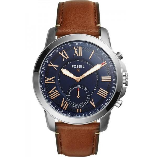 Comprar Reloj Hombre Fossil Q Grant Hybrid Smartwatch FTW1122