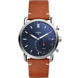 Reloj Hombre Fossil Q Commuter Hybrid Smartwatch FTW1151