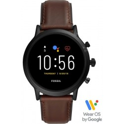 Reloj Hombre Fossil Q The Carlyle HR Smartwatch FTW4026