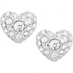 Comprar Pendientes Mujer Fossil Vintage Motifs JF01150040 Corazón