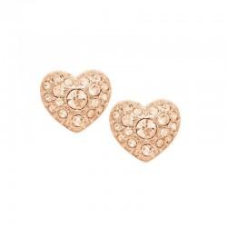 Comprar Pendientes Mujer Fossil Vintage Motifs JF01151791 Corazón