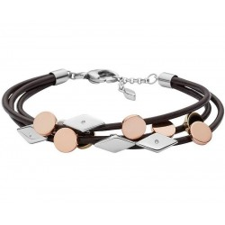 Pulsera Mujer Fossil Vintage Iconic JF02246998