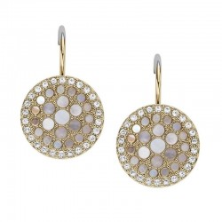 Pendientes Mujer Fossil Vintage Glitz JF02601710