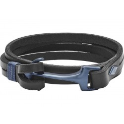 Pulsera Hombre Fossil Vintage Casual JF02623998 Ancla