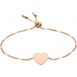 Pulsera Mujer Fossil Vintage Iconic JF02965791 Corazón