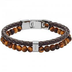Pulsera Hombre Fossil Vintage Casual JF03118040