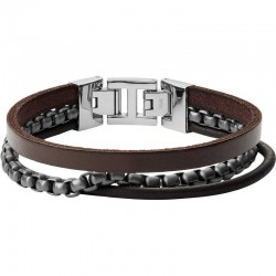 Pulsera Hombre Fossil Vintage Casual JF03319998