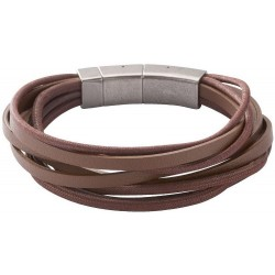 Pulsera Hombre Fossil Vintage Casual JF86202040
