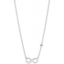 Collar Mujer Fossil Sterling Silver JFS00394040
