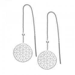Comprar Pendientes Mujer Fossil Sterling Silver JFS00460040