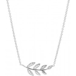 Collar Mujer Fossil Sterling Silver JFS00485040
